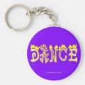 Dance (4b) Keychain