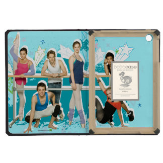 Dance Academy Cast Graphic iPad Mini Cover