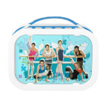 Dance Academy Cast Graphic Lunchbox
