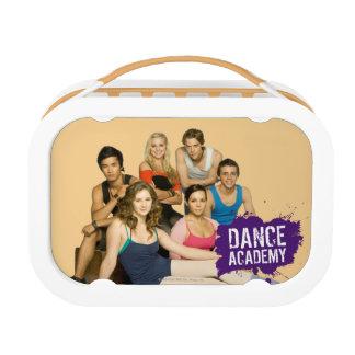 Dance Academy Cast Lunch Box