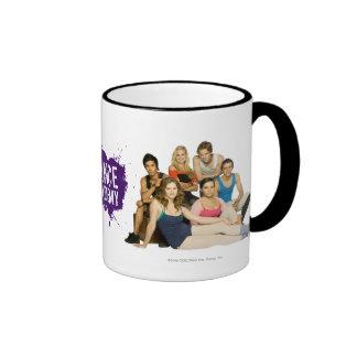 Dance Academy Cast Ringer Coffee Mug