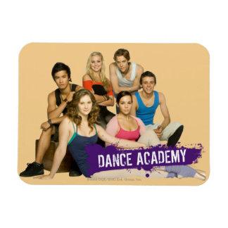 Dance Academy Cast Vinyl Magnets
