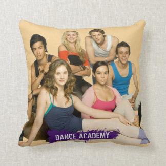 Dance Academy Cast Throw Pillow