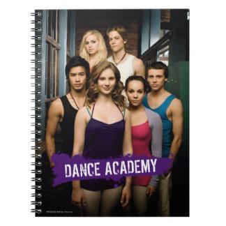 Dance Academy Class Spiral Notebooks