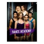 Dance Academy Class Postcard
