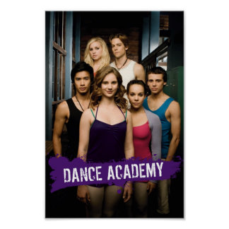Dance Academy Class Posters