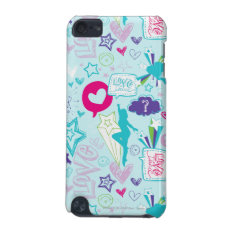 Dance Academy Pattern Ipod Touch (5th Generation) Case at Zazzle