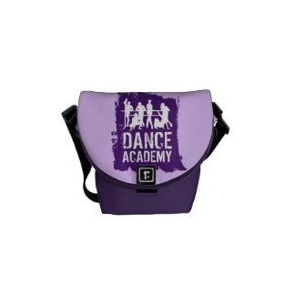 Dance Academy Silhouettes Logo Courier Bag