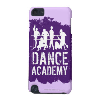 Dance Academy Silhouettes Logo iPod Touch 5G Cover