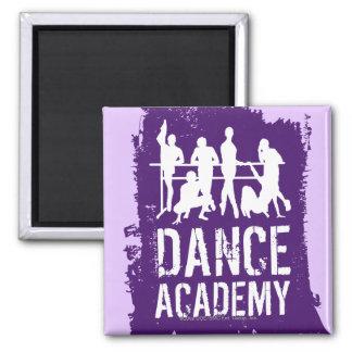 Dance Academy Silhouettes Logo Refrigerator Magnet