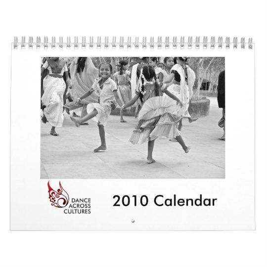 Dance Across Cultures 2010 Calendar