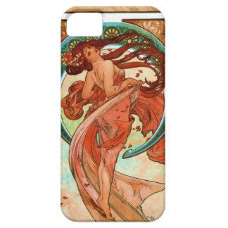 Dance Alphonse Mucha Art Nouveau iPhone 5 Covers
