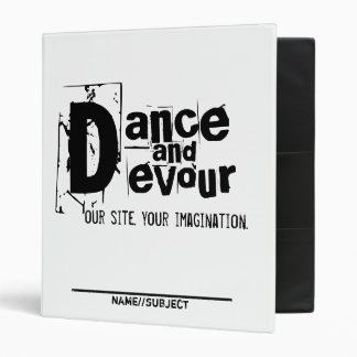 Dance and Devour Binder