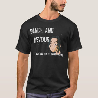 Dance and Devour: Cannibal Shirt 01