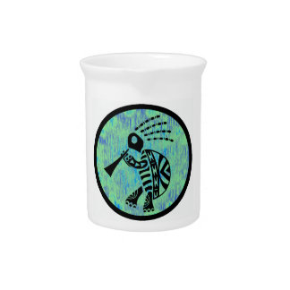 DANCE AND HARMONY BEVERAGE PITCHER