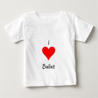 Dance apparel baby T-Shirt