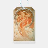 """""""Dance"""" -  Art Nouveau - Alphonse Mucha"""