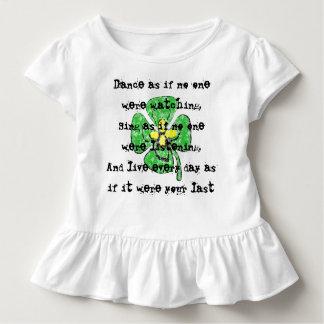 Dance As If No One Were Watching Toddler T-shirt