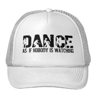 DANCE as if nobody is watching Trucker Hat
