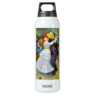 Dance at Bougival by Pierre Renoir 16 Oz Insulated SIGG Thermos Water Bottle