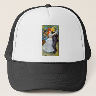 Dance at Bougival by Pierre Renoir Trucker Hat