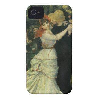 Dance at Bougival by Pierre Renoir, Vintage Art Case-Mate iPhone 4 Case