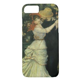 Dance at Bougival by Pierre Renoir, Vintage Art iPhone 8/7 Case
