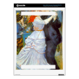 Dance at Bougival by Pierre Renoir Xbox 360 Decals