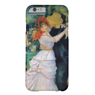 Dance at Bougival by Renoir Fine Art iPhone 6 Case