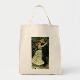 Dance at Bougival by Renoir Vintage Impressionism Bags
