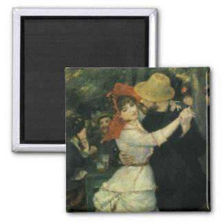 Dance at Bougival by Renoir Vintage Impressionism Magnets