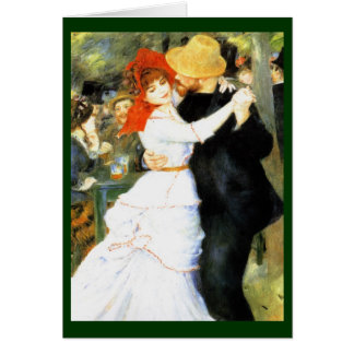 Dance at Bougival Card