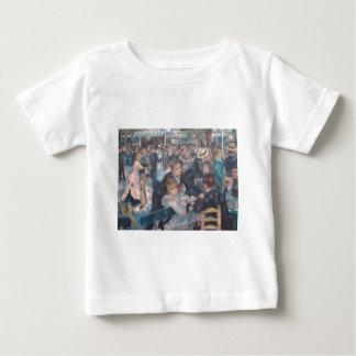 Dance at Le Moulin de la Galette Baby T-Shirt