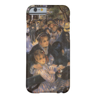 Dance at Le Moulin de la Galette by Pierre Renoir Barely There iPhone 6 Case