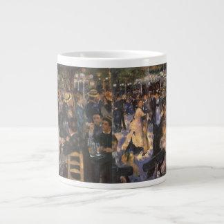 Dance at Le Moulin de la Galette by Pierre Renoir Giant Coffee Mug