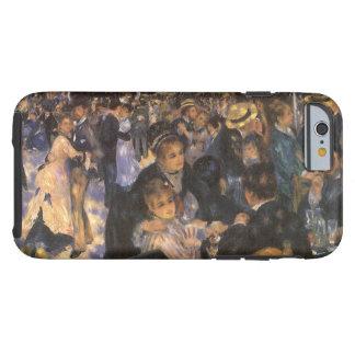Dance at Le Moulin de la Galette by Pierre Renoir Tough iPhone 6 Case