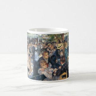 Dance at Le Moulin de la Galette by Renoir Coffee Mug