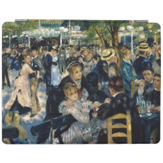 Dance at Le Moulin de la Galette by Renoir iPad Cover