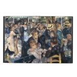 Dance at Le Moulin de la Galette by Renoir iPad Air Cases