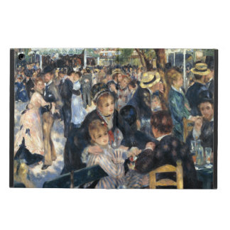 Dance at Le Moulin de la Galette by Renoir iPad Air Cover