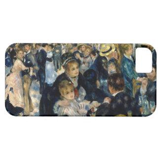 Dance at Le Moulin de la Galette by Renoir iPhone SE/5/5s Case