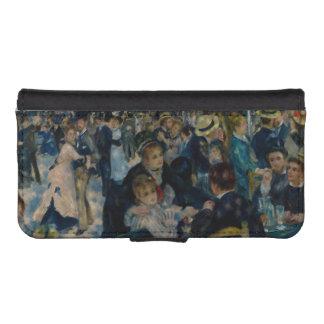 Dance at Le Moulin de la Galette by Renoir iPhone SE/5/5s Wallet