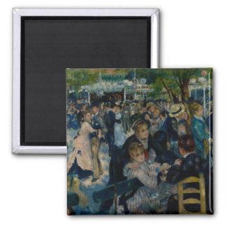 Dance at Le Moulin de la Galette by Renoir Fridge Magnets