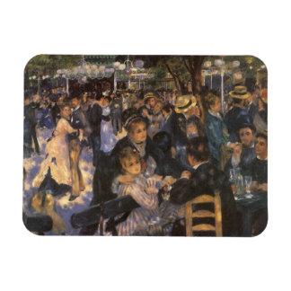 Dance at Le Moulin de la Galette by Renoir Flexible Magnets