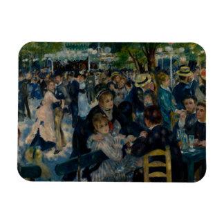 Dance at Le Moulin de la Galette by Renoir Magnets
