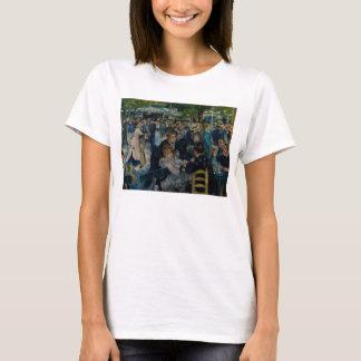 Dance at Le Moulin de la Galette by Renoir T-Shirt