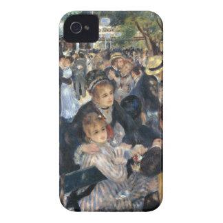 Dance at Le moulin de la Galette, Renoir Case-Mate iPhone 4 Case