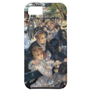 Dance at Le moulin de la Galette, Renoir iPhone SE/5/5s Case