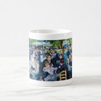Dance at the Moulin de la Galette Auguste Renoir Coffee Mug