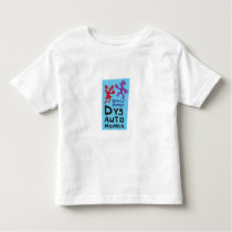 Dance Away Dysautonomia Toddler T-shirt
